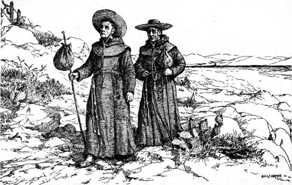 Early Franciscans in the Southwest